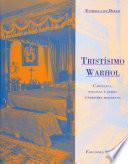 Libro de Tristísimo Warhol
