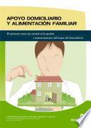 Libro de Apoyo Domiciliario Y Alimentación Familiar