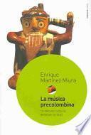 Libro de La Música Precolombina