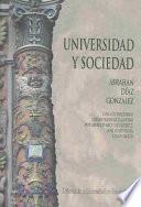 Libro de Universidad Y Sociedad