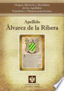 Libro de Apellido Álvarez De La Ribera