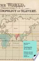 Libro de Autobiografía De Un Esclavo
