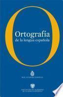 Libro de Ortografía De La Lengua Española