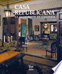 Libro de Casa Republicana