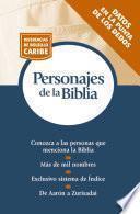 Libro de Personajes De La Biblia
