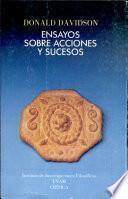 Libro de Ensayos Sobre Acciones Y Sucesos