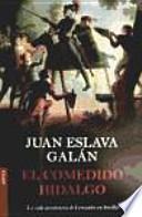 Libro de El Comedido Hidalgo