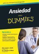 Libro de Ansiedad Para Dummies