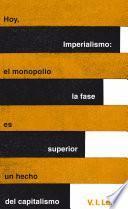Libro de Imperialismo: La Fase Superior Del Capitalismo