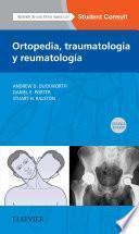 Libro de Ortopedia, Traumatología Y Reumatología + Studentconsult