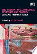 Libro de The International Handbook Of Gender And Poverty