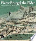 Libro de Pieter Bruegel The Elder At The Kunsthistorisches Museum In Vienna
