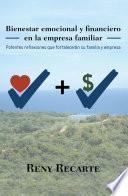 Libro de Bienestar Emocional Y Financiero En La Empresa Familiar