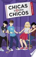 Libro de Combate En Tablas (chicas Contra Chicos 3)