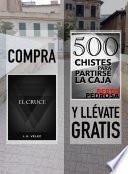 Libro de Compra El Cruce Y Llévate Gratis 500 Chistes Para Partirse La Caja