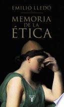Libro de Memoria De La ética