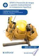 Libro de Prevención De Riesgos Y Gestión Medioambiental En Instalaciones Frigoríficas. Imar0108