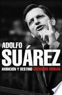 Libro de Adolfo Suárez