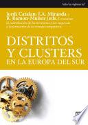 Libro de Distritos Y Clusters En La Europa Del Sur