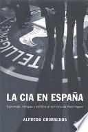 Libro de La Cia En España