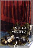 Libro de Música Moderna