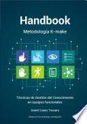 Libro de Handbook Metodología K Make