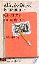 Libro de Cuentos Completos (1964 1974)