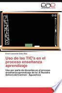 Libro de Uso De Las Tic S En El Proceso Enseñanza Aprendizaje