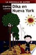 Libro de Dika En Nueva York