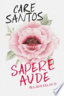 Libro de Sapere Aude. Trilogía De Eblus Iii
