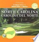Libro de North Carolina/ Carolina Del Norte