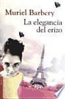 Libro de La Elegancia Del Erizo