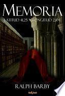 Libro de Memoriz, Latitud 41,25 N. Longitud 2,10 E