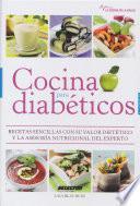 Libro de Cocina Para Diabéticos