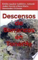 Libro de Descensos De Barrancos En Tenerife