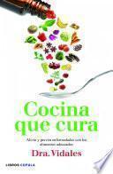 Libro de Cocina Que Cura