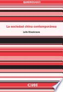 Libro de La Sociedad China Contemporánea