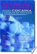 Libro de Manual De Estudios Sobre Cocaína Y Drogas De Síntesis