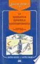 Libro de La Narrativa Española Contemporánea