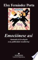 Libro de Emociónese Así
