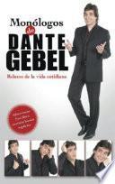 Libro de Monólogos De Dante Gebel