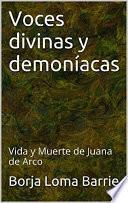 Libro de Voces Divinas Y Demoníacas