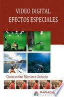 Libro de Video Digital Efectos Especiales