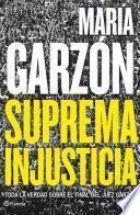 Libro de Suprema Injusticia