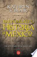 Libro de Breve Relato De La Historia De México