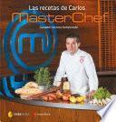 Libro de Las Recetas De Carlos. Masterchef