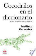 Libro de Cocodrilos En El Diccionario