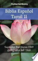 Libro de Biblia Español Tamil Ii