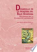 Libro de Desarrollo En La Frontera Del Bajo Guadiana