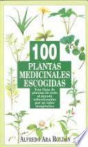Libro de 100 Plantas Medicinales Escogidas